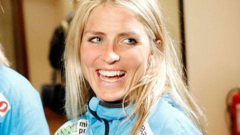 Therese Johaug er av de norske skiprofilene som er i stallen til Active Brands.
