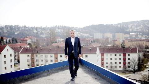 Lindorffs mangeårige toppsjef Endre Rangnes gikk tirsdag etter uenighet med den nye eieren. Den nye eieren forstår ikke det.                    Foto: Øyvind Elvsborg