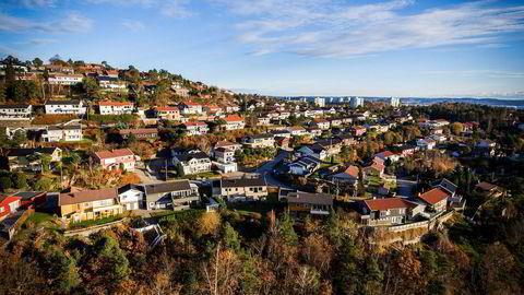 Slettheia i Kristiansand,. Foto: Sondre Steen Holvik