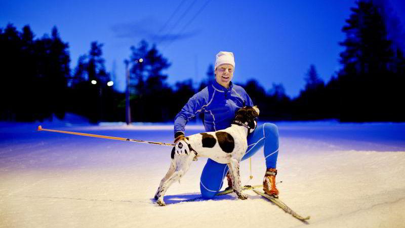 Tidligere langrennsløper Bjørn Dæhlie deler sine råd for å gå mest mulig effektivt på langrenn.