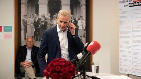 Partileder Jonas Gahr Støre tyvstarter valgkampinnspurten allerede i juli.