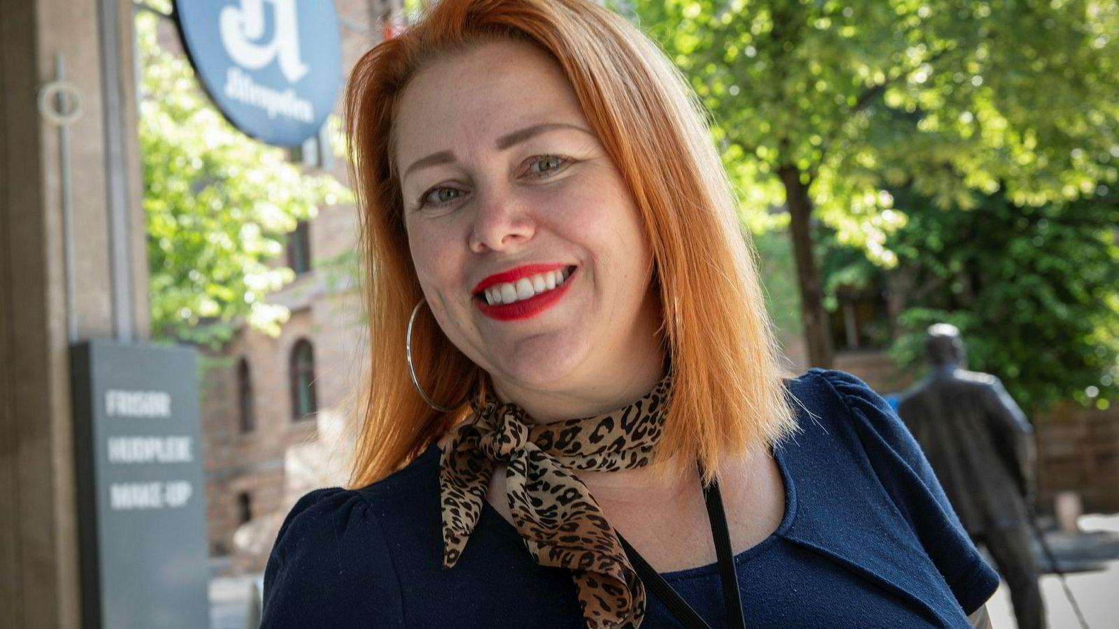 0a6ed631 Cecilie Asker er ny kulturredaktør i Aftenposten. Hun tar over etter Sarah  Sørheim som er