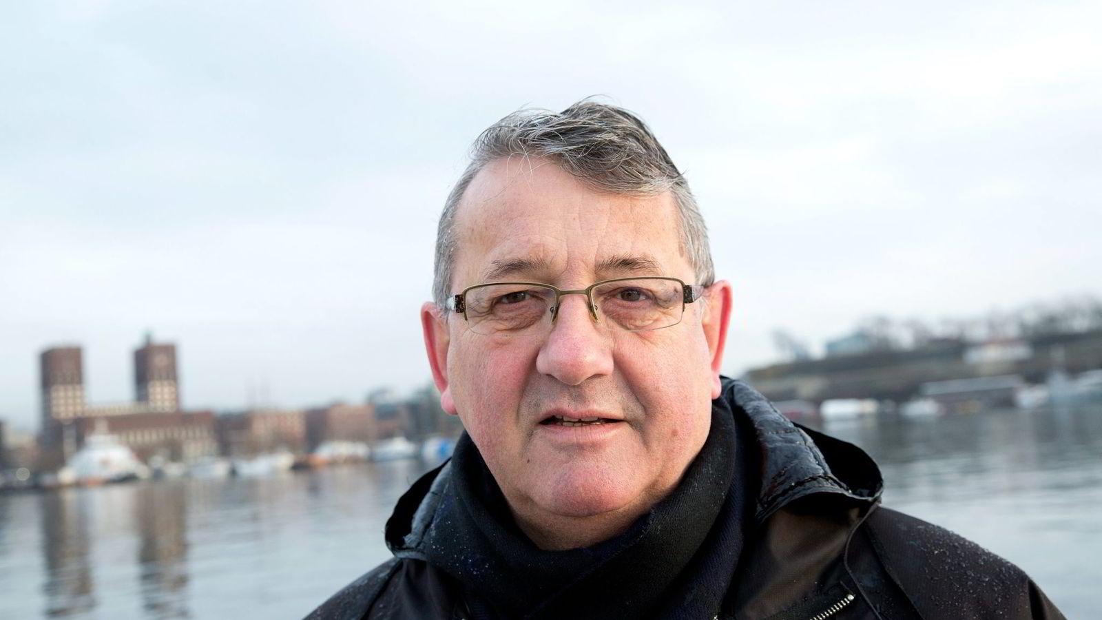 Riksrevisor Per-Kristian Foss.