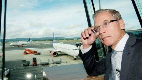 Pilotene stilte et krav som SAS-sjef Rickard Gustafson måtte si nei til.
