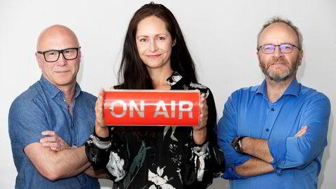 «Finansredaksjonen» er en ukentlig podkast fra DN med Terje Erikstad, Janne Johannessen og Thor Christian Jensen.