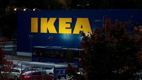 Det er for tiden intern uro i Ikea-konsernet.