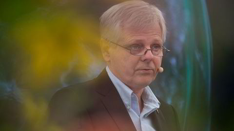E-tjenestens sjef, generalløytnant Morten Haga Lunde.