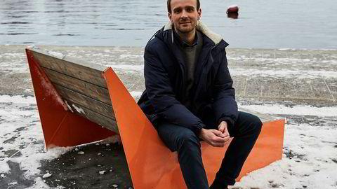 Møbelmannen. – Vi ser på utemøblene som et redskap for å skape byer som er inkluderende og demokratiske, sier Jan Christian Vestre