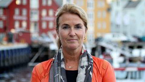 Styreleder Marianne Elisabeth Johnsen i Norges sjømatråd.