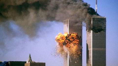 15 år etter angrepene på World Trade Center i New York er seier i krigen mot terrorisme omtrent så langt unna som det er mulig å komme, skriver artikkelforfatteren. Foto: Sean Adair/Reuters/NTB Scanpix