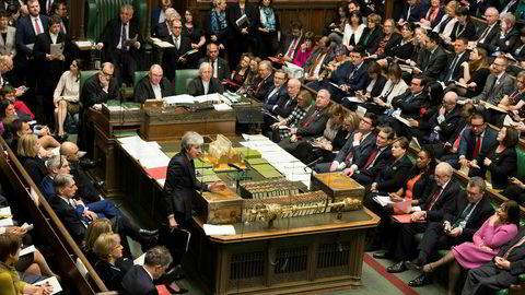 Det blir nye skjebneuker i det britiske parlamentet.