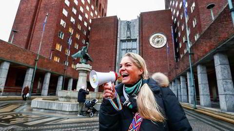 I alt 66 søkere har meldt sin interesse for å ta over direktørjobben i Innovasjon Norge etter Anita Krohn Traaseth. En av dem er bompengeaksjonist Cecilie Lyngby.