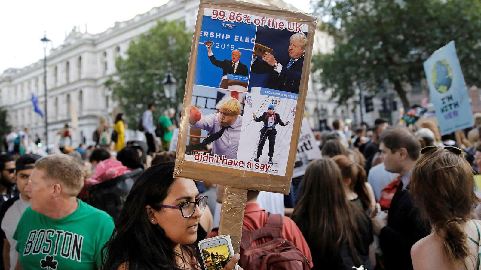 Trump- og Brexit-kaoset som har rammet våre tradisjonelt to nærmeste allierte, synes å ha påvirket nordmenns holdninger til EU.