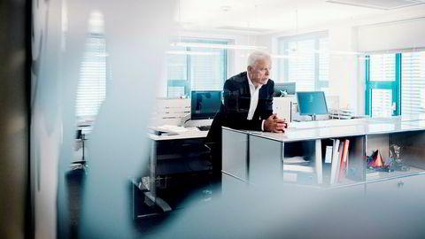 – Mange kan være rammet av svindel uten at de vet det selv ennå, sier kommunikasjonsdirektør Thor-Christian Haugland i Sparebank 1 SR-Bank