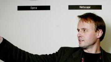 Håkon Wium Lie er teknisk direktør i Opera Software og liker ikke underskriftskampanjen Microsoft retter mot 37 partnere og kunder.
