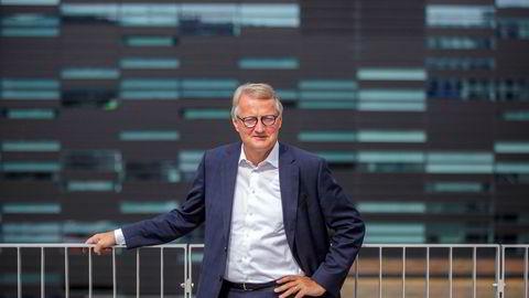 Rune Bjerke (59) har to uker igjen som konsernsjef i DNB.