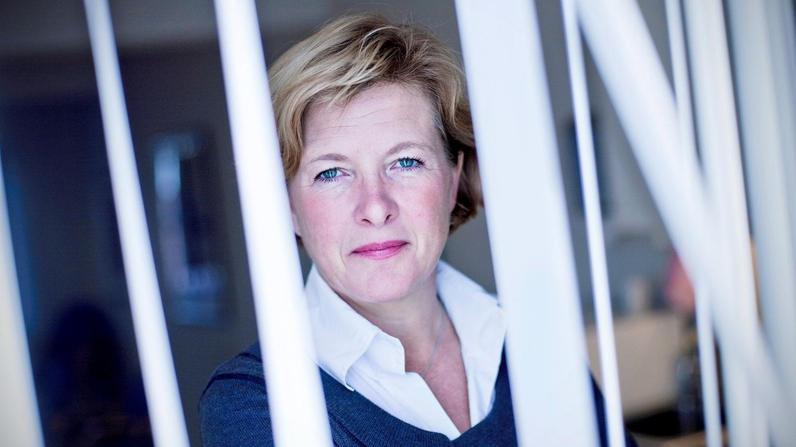 Direktør Kari Østerud i Senter for seniorpolitikk.