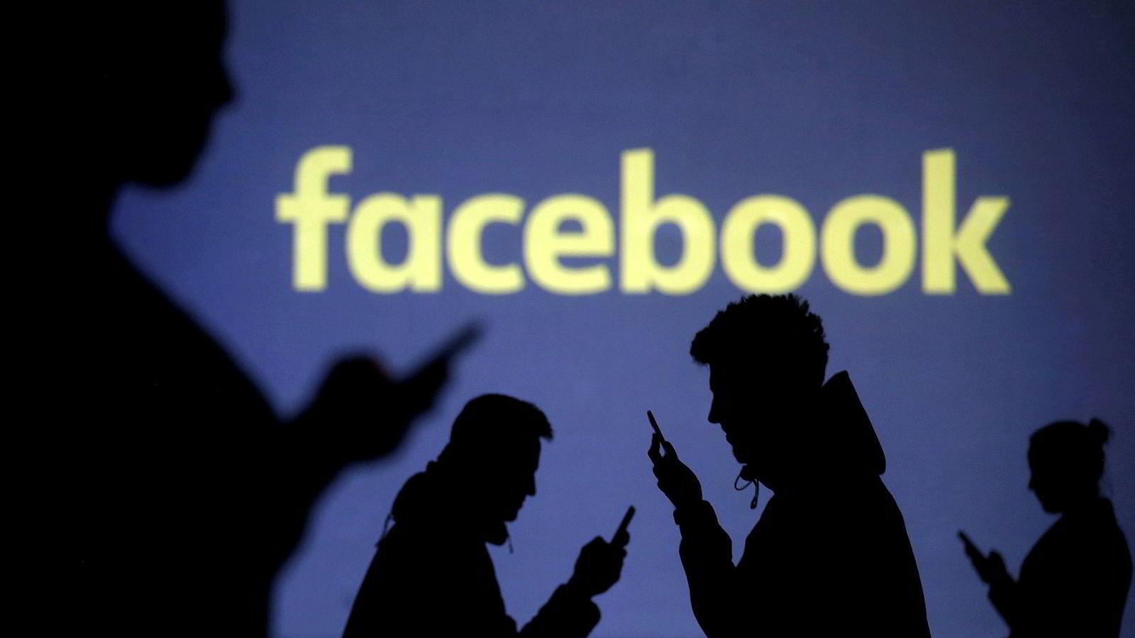 Mange feilmeldinger for Facebook-brukere i Norden natt til onsdag.