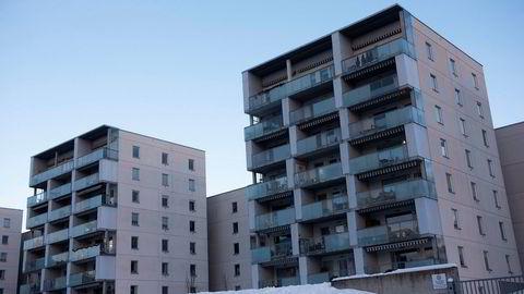Stigende renter gjør at flere nå ønsker å binde renten på boliglånet sitt.