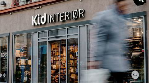 Kid Interiør leverer gode resultater. Her fra Torggata i Oslo.