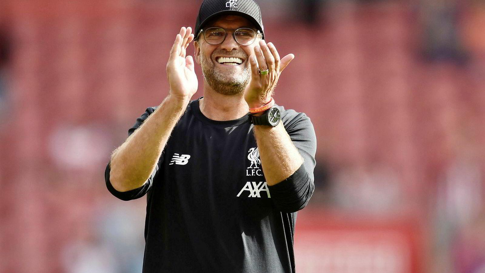 Tanngarden til Liverpool-trener Jürgen Klopp er et bilde på hva som kan skje om egeninteressen til profesjonelle får løpe løpsk.