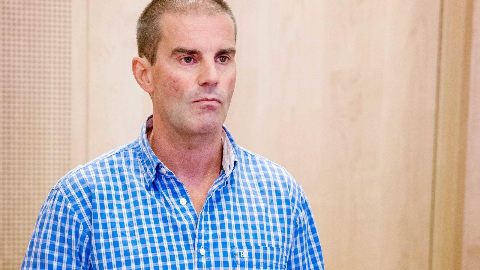 Morgan Andersen (bildet) har hatt advokat Per Danielsen ved sin side gjennom flere konflikter de siste årene. Foto: Erlend Aas/