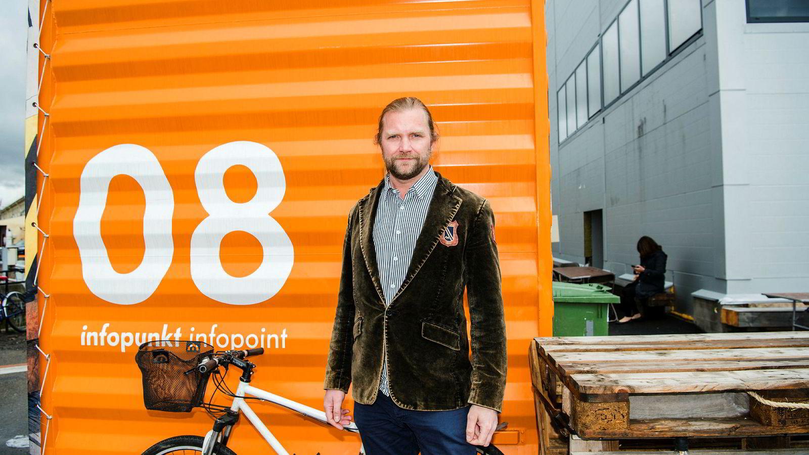 Selvaag-arving Tharald Nustad sier han vil «fokusere 100 prosent på impact investing» i Katapult.