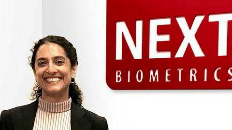 Konsernsjef Ritu Favre i Next Biometrics Foto:Next Biometrics