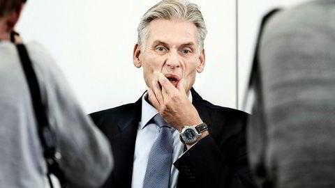 Nordmannen Thomas F. Borgen gikk av som toppsjef i Danske Bank like før fremleggelsen av en knusende granskningsrapport onsdag 19. september.