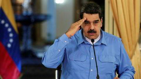 Hittil har president Nicolas Maduro greid å holde de militære på regimets side. Det har han klart ved å la dem styre en enorm narkotikatrafikk, med kokaineksport.