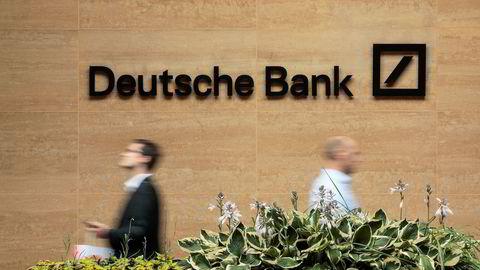 Deutsche Bank gransker nå om sprakete ansatte fikk tilgang på prissensitiv informasjon