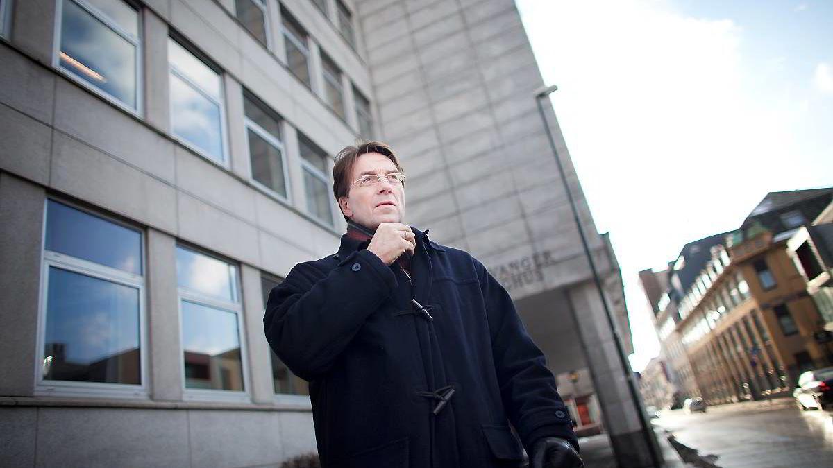 80d5bf5b Psykiater Gunnar Johannessen, nestleder i Den rettsmedisinske kommisjon, er  sikker på at kommisjonens møte