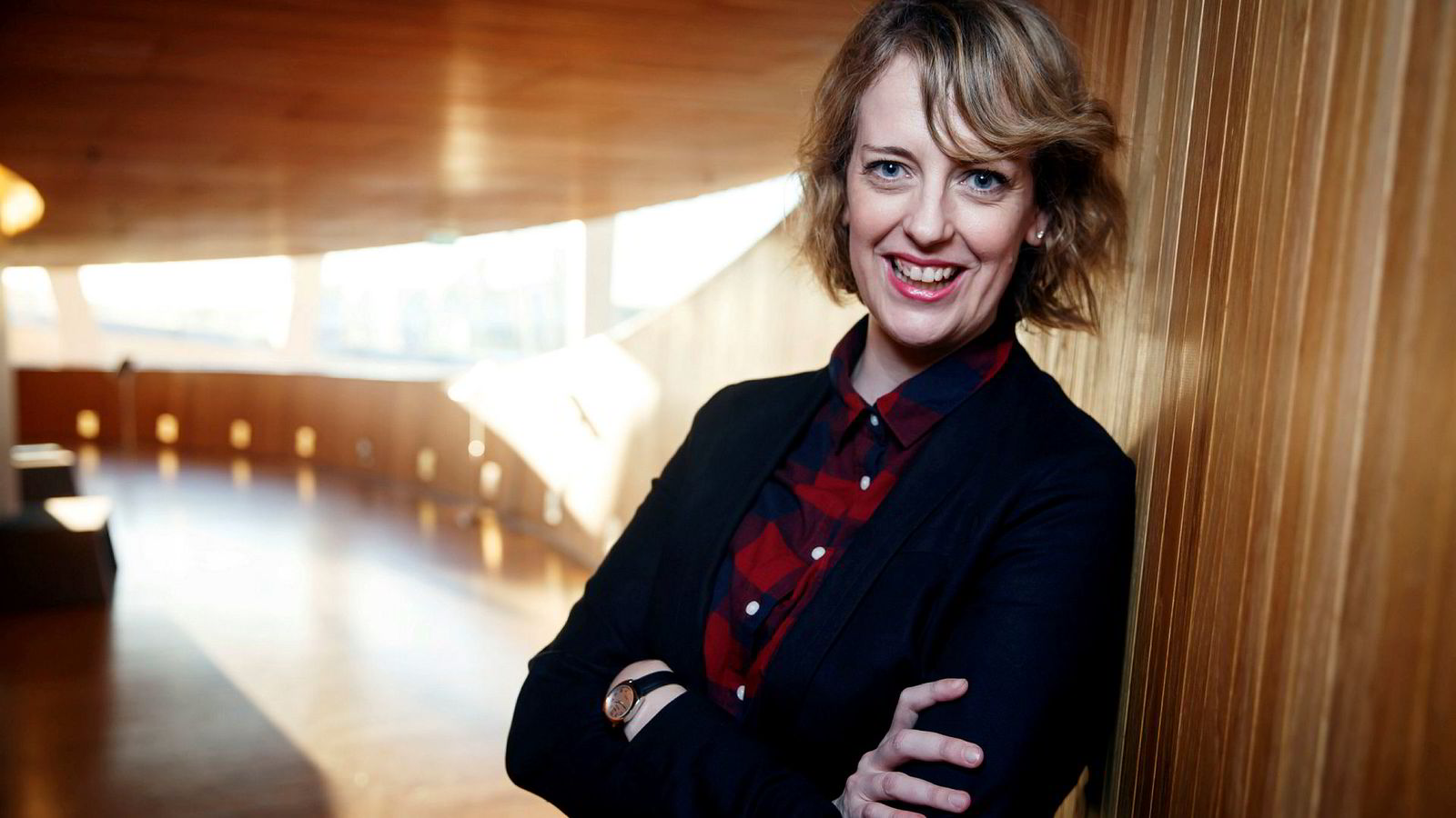 Irske Annilese Miskimmon ble operasjef ved Den Norske Opera & Ballett i 2017.