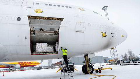 Avinors planer for sjømatterminal på Oslo lufthavn er uviss etter at en intensjonsavtale med ny driver er sagt opp. Her fra dagens terminalområde.
