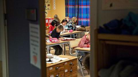 Lærermangelen kan bli stor om noen tiår, dersom ikke flere søker seg til yrket.