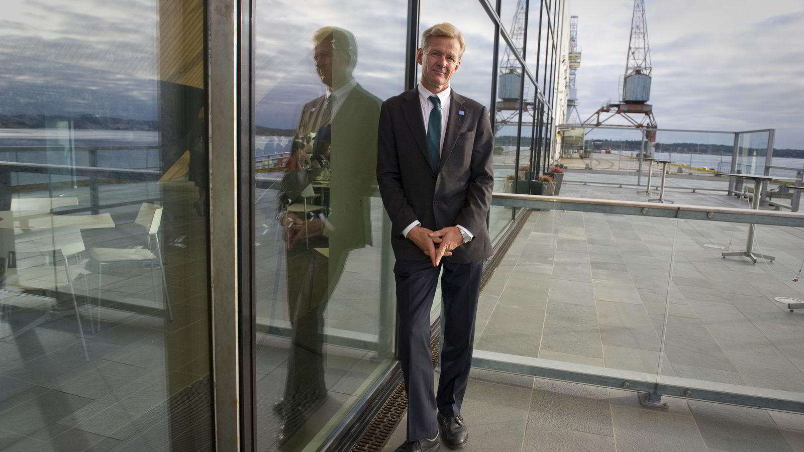 Jan Egeland er nødhjelpstoppen i Norge med høyest lønn.