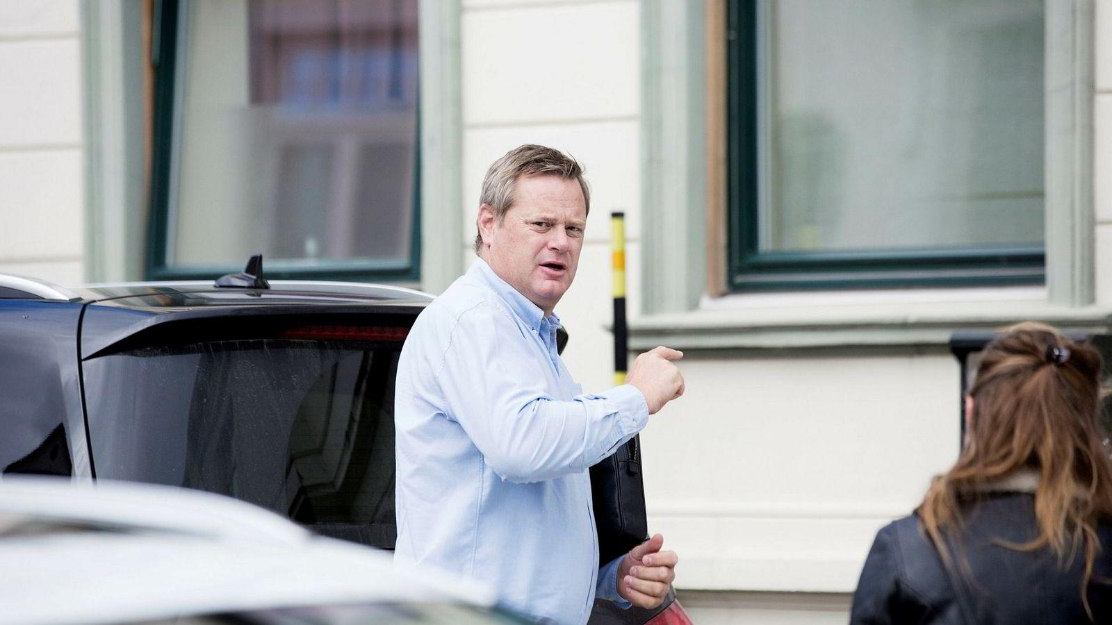 Einar Aas har kommet frem til en avtale med Nasdaq.