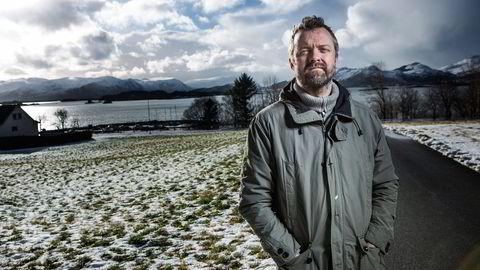 Styreleder Bjørn Grene i Folkeandelen avvikler stiftelsen etter bare få måneder. Foto: Marius Beck Dahle