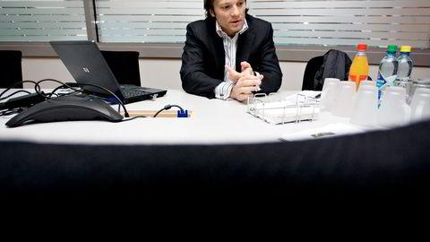 Morten Angelil har de siste årene bygd opp en betydelig virksomhet på privaten. Her fra 2008. Foto: Ståle Andersen