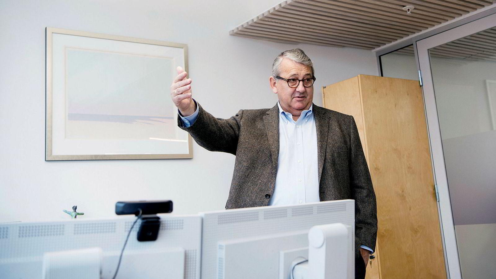 Arbeidstilsynet åpner sak mot Riksrevisjonen der høyremannen Per-Kristian Foss er øverste leder.