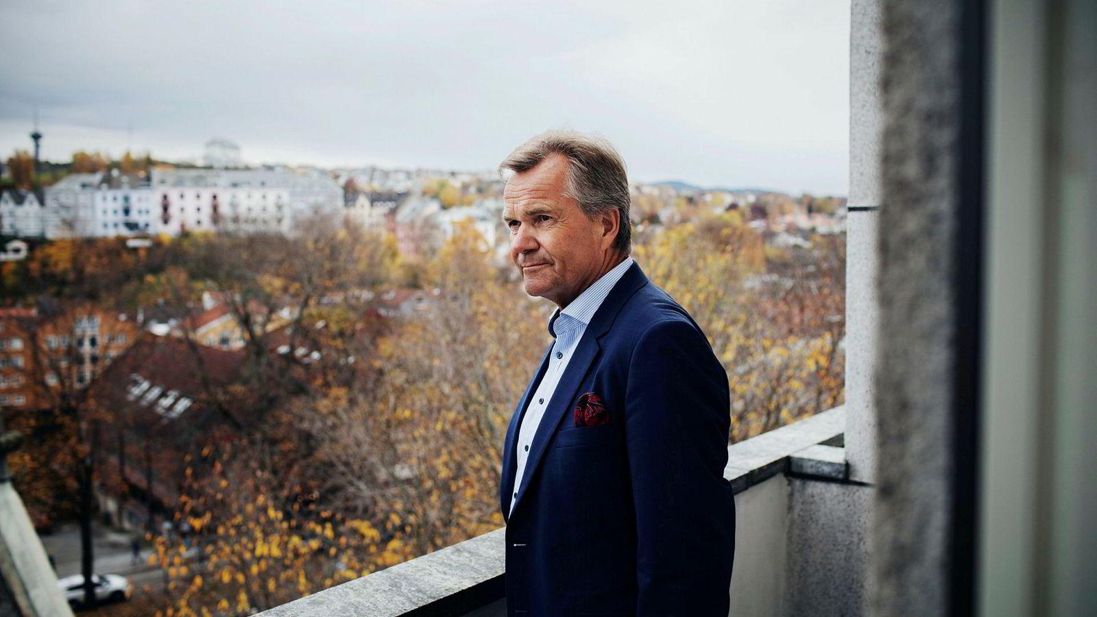 Sparebank 1 SMN-sjef Finn Haugan gir seg etter 28 år.