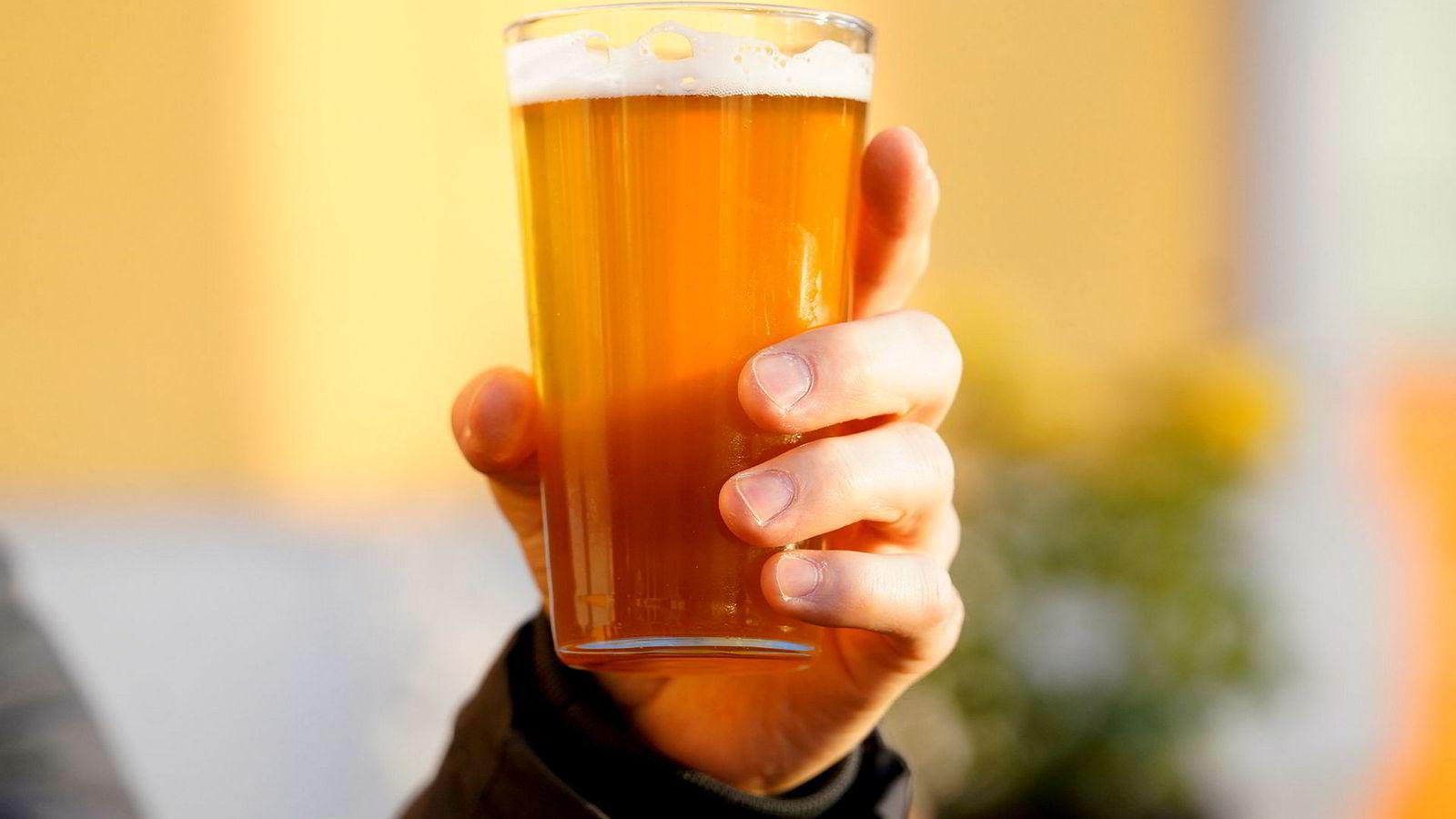Turistene har merket seg «ølkrigen» i Kristiansand.