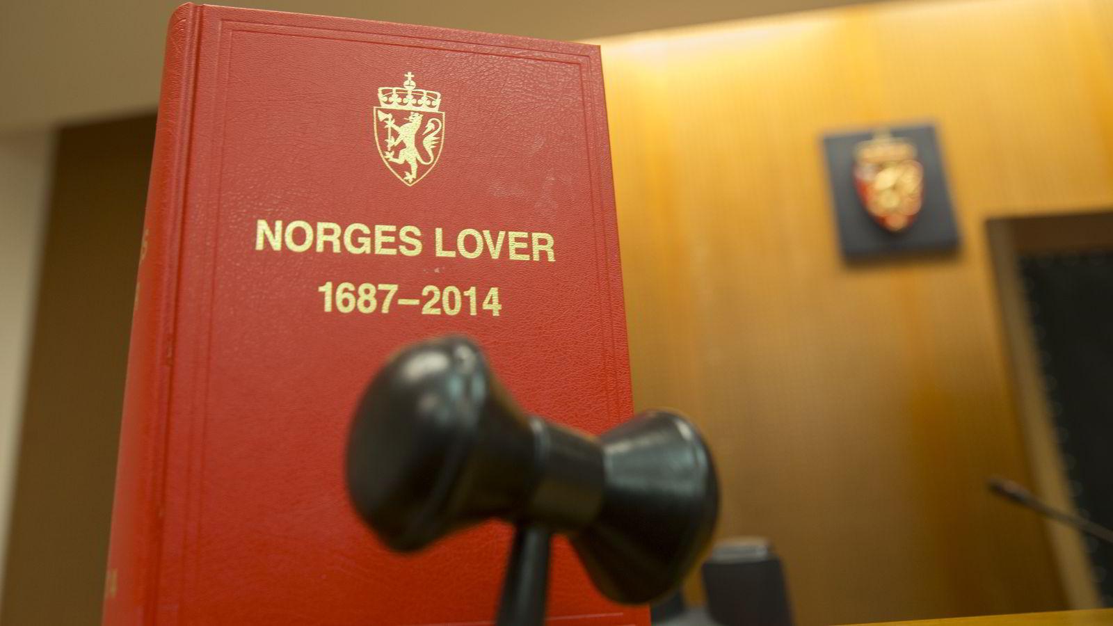 Å ha fått jussen inn med morsmelken kan være lønnsomt, viser ny undersøkelsen. Foto: Terje Pedersen /