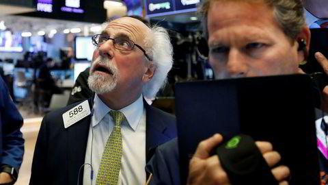 Spenningen var høy på gulvet på Wall Street i dagene før rentemøtet i USA i midten av juni. Sentralbanksjefen skuffet ikke, og åpnet opp for rentekutt.