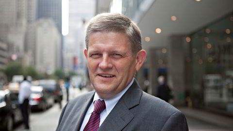 John Thuestad blir sjef i Brasil. Foto: Johannes Worsøe Berg
