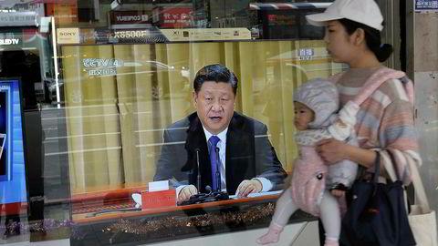 Det er 40 år siden Kina sluttet å bombardere øyer i farvannet mellom Taiwan og det kinesiske fastlandet. Kinas president Xi Jinping markerte dette med å forlange at forholdet mellom de to landene fornyes.