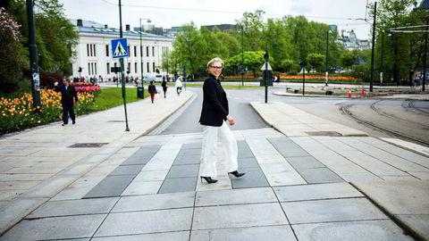 Maria Moræus Hanssen mener det er viktigere å se hvordan Norge kan bli grønnere enn å polarisere debatten med begreper som «oljeskam». Hun annonserte i sommer at hun gir seg i selskapet ved utgangen av året. Før Wintershall og DEA slo seg sammen i fjor var Moræus Hanssen toppsjef i DEA.