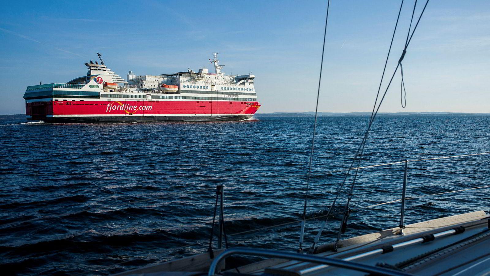 Fjord Line er Norges nest største fergerederi på rutene mellom Norge, Sverige og Danmark. Til høsten kan det bli solgt, ifølge en fersk rapport.