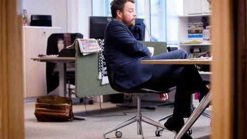 20. april blir det høring i Stortinget om oppfølgingen av de statlige tilskuddene til privatskolen Westerdals. Kontrollkomiteen kaller inn kunnskapsminister Torbjørn Røe Isaksen til høringen. Foto: Fredrik Solstad
