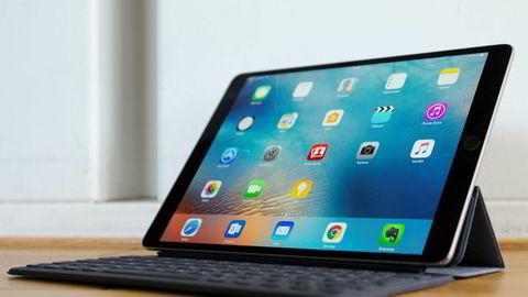 """Ipad Pro 10.5"""" er det beste nettbrettet vi har testet hittil. Foto: Magnus Eidem"""